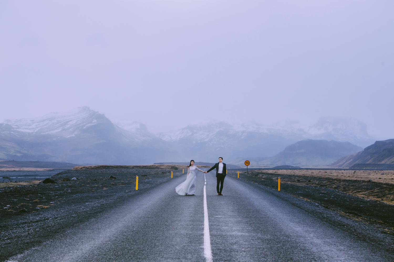 冰岛一日|长途旅拍婚纱照写真 |雷克雅未克出发
