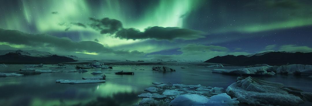 寻猎北极光