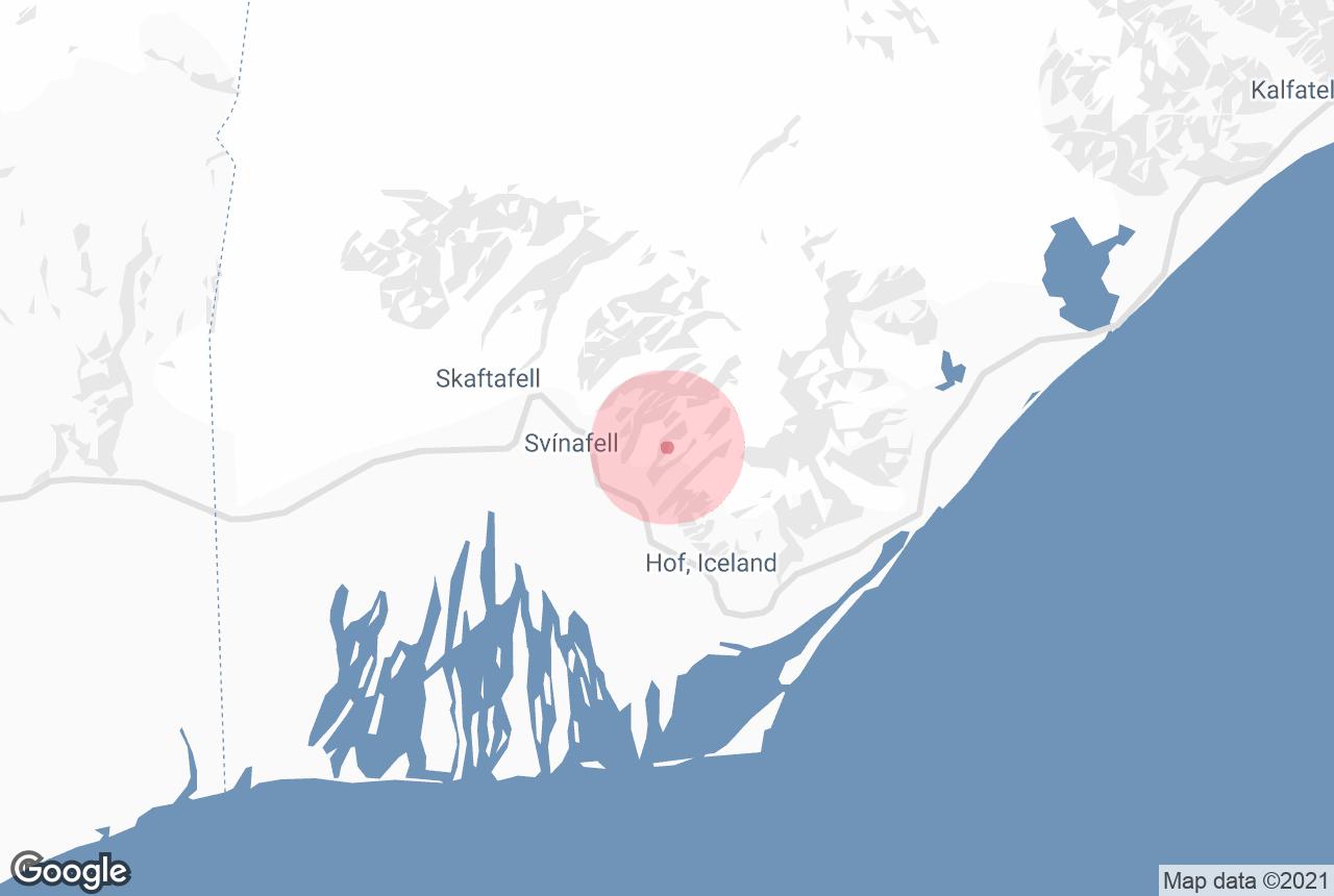 Virkisjökull