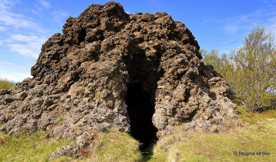 Knútstaðaborg