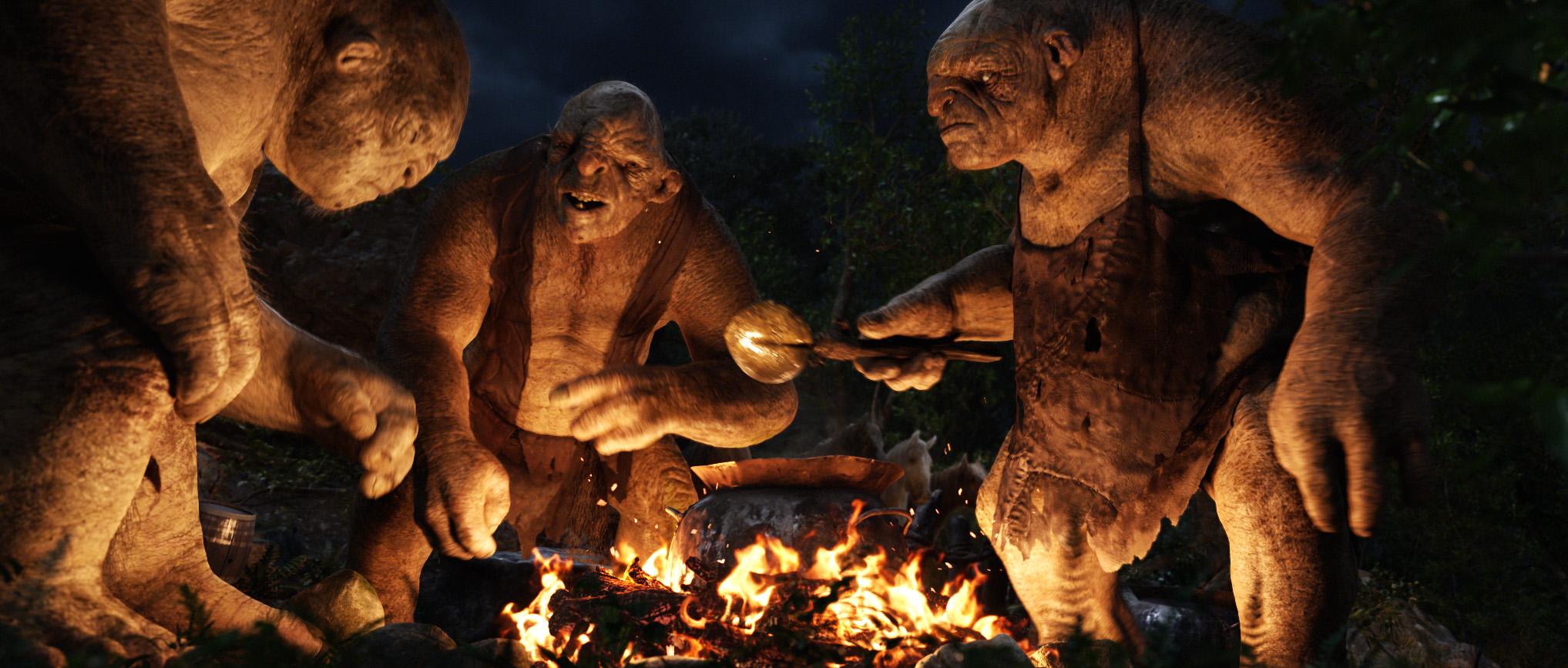 Tolkien's Icelandic au-pair